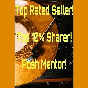 Top Rated Seller!  Top 20% Sharer!  Posh Mentor!